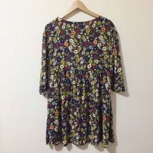 Fossil Dresses - Fossil springtime floral dress with POCKETS!🌼